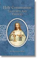 Holy Communion - Thoughts And Prayers Booklet Sku Ts518