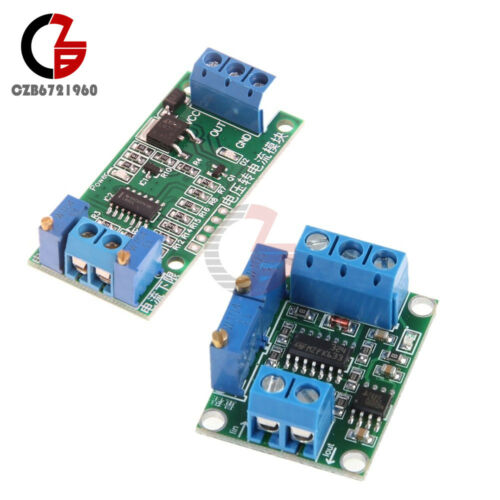 4-20mA// 0-5V Voltage Current Transmitter Isolation Signal Converter Module