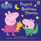 Peppa Pig: Bedtime Stories by Penguin Books Ltd (CD-Audio, 2017)