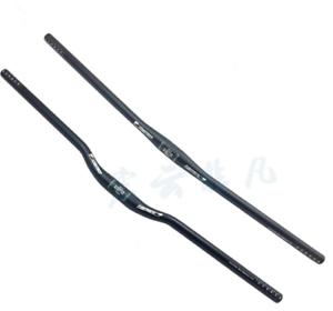 FMF-Lightweight-MTB-Mountain-BIke-Handlebar-Flat-Riser-Bar-31-8-780mm-Black