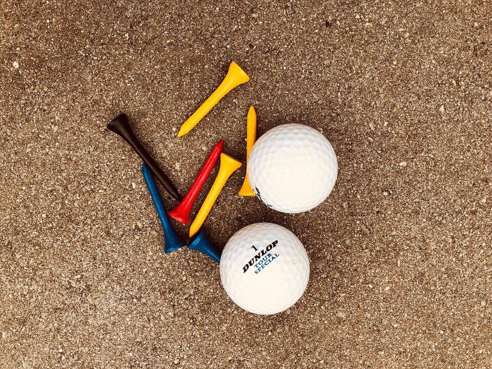 Begynder golfsæt, stål, Albatros