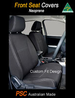 Seat Cover Toyota Kluger 1997 - Now Front(fb) 100% Waterproof Premium Neoprene