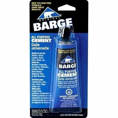 Barge All Purpose Cement 2 fl. oz. Leather Glue