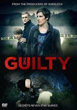 Guilty (DVD, 2015, 4-Disc Set)