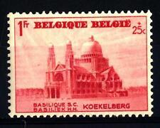 BELGIUM - BELGIO - 1938 - Pro costruzione della basilica di Koekelberg