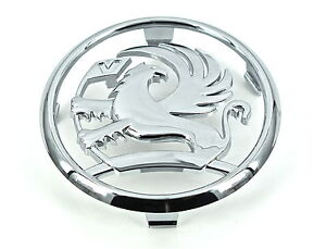 Genuine-New-VAUXHALL-GRIFFIN-GRILLE-BADGE-Logo-For-Astra-H-amp-TwinTop-amp-Astravan