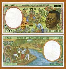 Central African States, Equatorial Guinea, 1000 Francs, 2000, P-502Nh, UNC