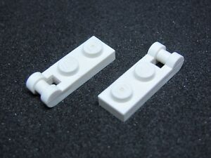 LEGO® Light Gray Plate 1 x 2 with Handle on End Design ID 60478