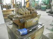 Us Baird 6 Roll Metal Straightener 460v Powered Infeed Roller