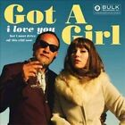 I Love You But I Must Drive Off This Cliff Now [Digipak] by Got a Girl (CD, 2014, Bulk Recordings)