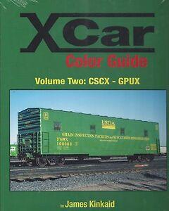 X-CAR-Color-Guide-Vol-2-CSCX-GPUX-NEW-BOOK