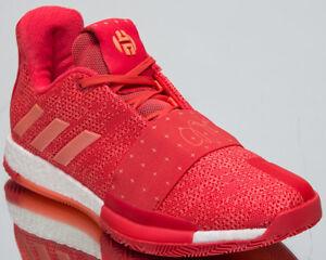 "Adidas Harden Vol.3 "" Invader "" Homme Neuf James Basketball Corail Baskets"