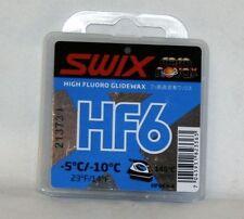 SWIX Skiwachs HF06X  Neu  40 Gramm