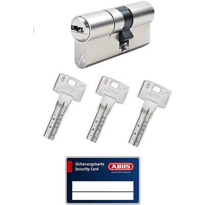 1 Stück Abus Bravus 2000 MX Profilzylinder 30/30 - 3 Schlüssel Neu & OVP