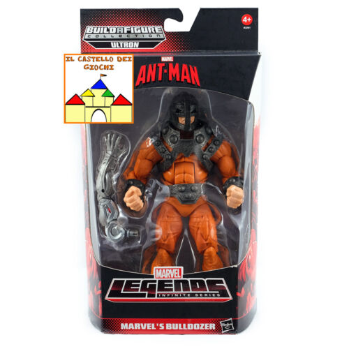 Marvel ANT-MAN Personaggi Deluxe 15cm Marvel Legends Infinite Series by Hasbro