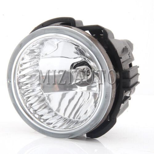 Pair Fog Light For Subaru Impreza 08-2010 Lamp Bumper Clear Lens Forester 09-13