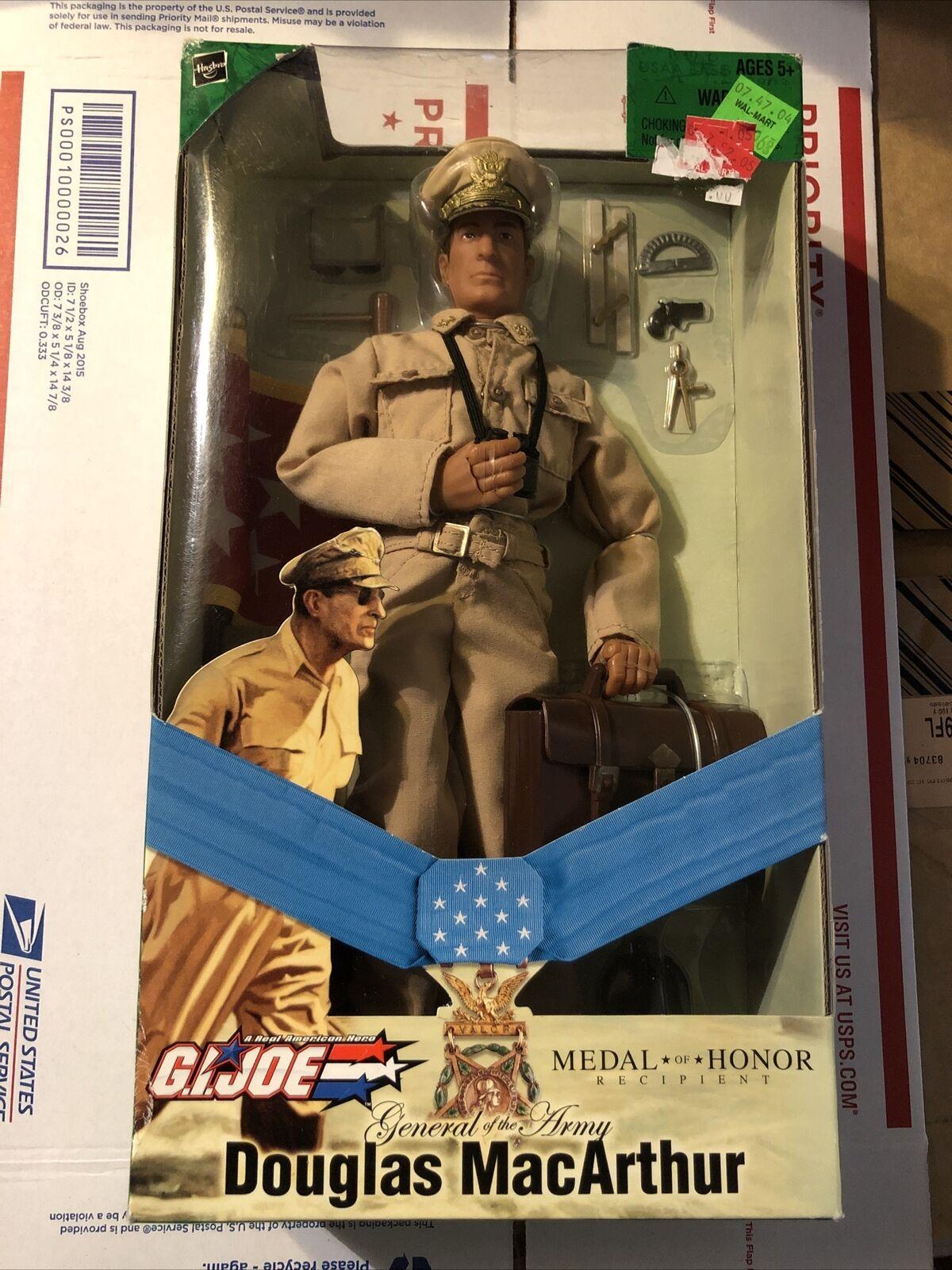 GI Joe Douglas Macarthur Medal Of Honor