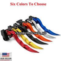 Blade Style Brake & Clutch Levers For Suzuki Dl1000/v-strom 2002-2010 1pair