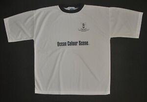 Vintage Ocean Colour Scene 1996 Moseley Shoals Britpop Jersey shirt size L-XL