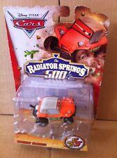 "DISNEY CARS DIECAST -""Sandy Dunes - New Radiator Springs 500 1/2"" - RS500"