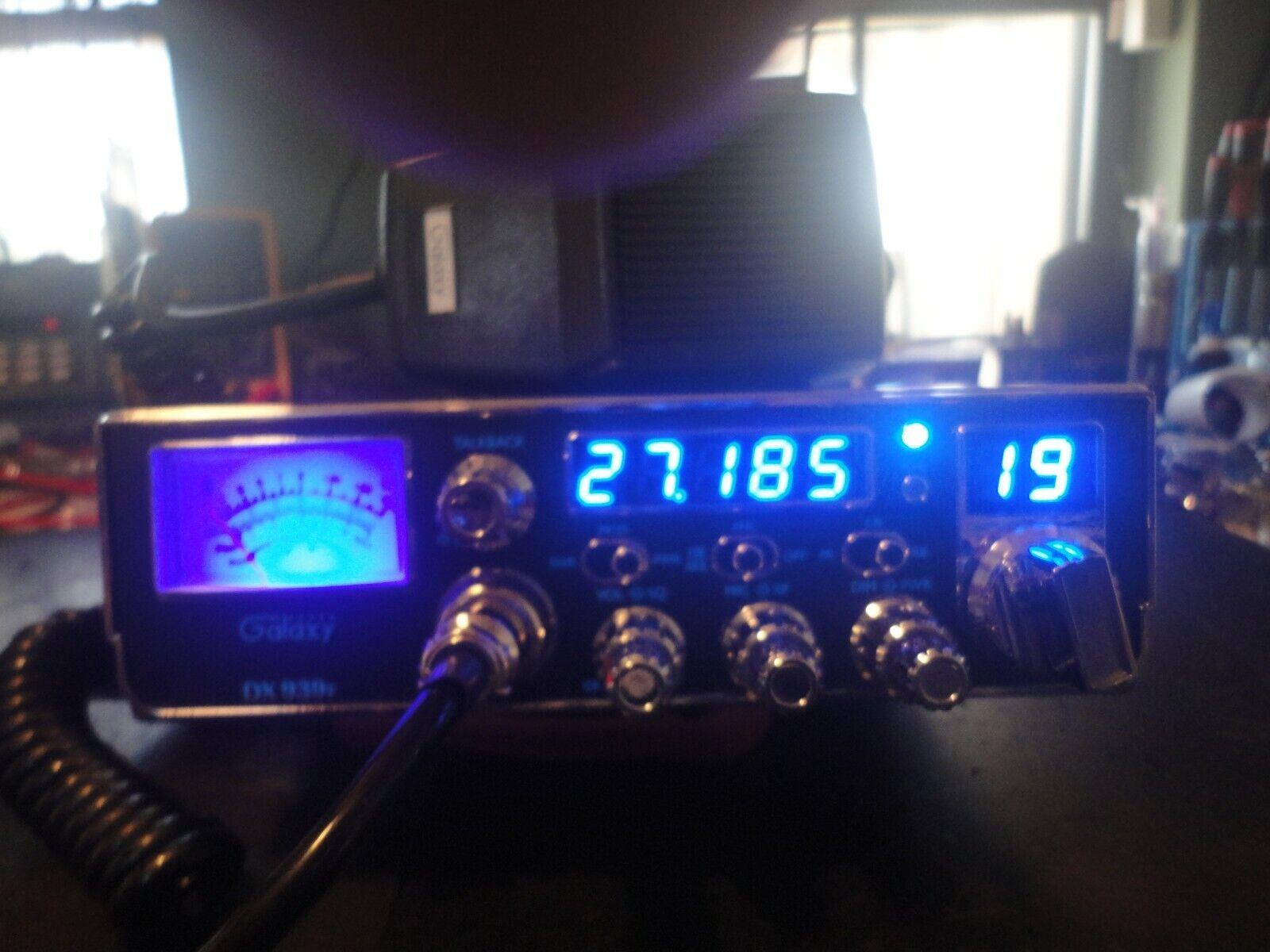 656955509398 skywalker_radios GALAXY DX-939F 40 CH CB,AM/SSB,35-40 WATTS OUTPUT ((SKIP TALKING^^^SKY WALKER))