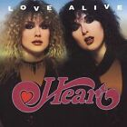 Love Alive by Heart (CD, Sep-2005, Sony Music Distribution (USA))