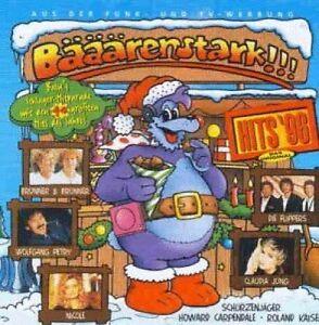 Baeaeaerenstark-Hits-039-96-Brunner-amp-Brunner-Wolfgang-Petry-Claudia-Jung-amp-2-CD