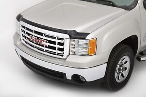 Hood Stone Guard-Aeroskin Smoke Hood Protector 322003 fits 07-13 GMC Sierra 1500