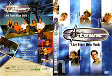 O-Town - Live From New York DVD NEW