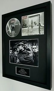 Oasis-Wonderwall-Original-CD-Limited-Edition-Metal-Plaque-Certificate