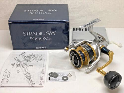 SHIMANO 18 STRADIC SW 5000XG Free Shipping from Japan