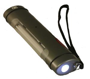 Linterna LED Earthbeam 100mW con llavero 4 h REV caballero 0029510636