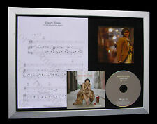 MADELEINE PEYROUX Weary Blues QUALITY MUSIC CD FRAMED DISPLAY+FAST GLOBAL SHIP