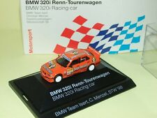 BMW 320 i DTM 1998 MENZEL HERPA ho 1:87