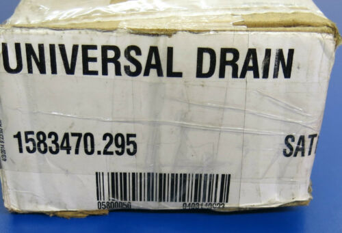 Details about  /American Standard Universal Drain 1583470.295 Satin