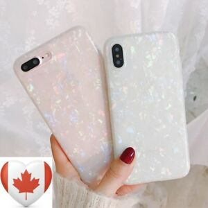 For-Samsung-S8-S9-Plus-Case-Dream-Shell-Pattern-Cases-Soft-Silicone-Back-Cover