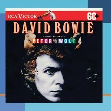 Bowie, David-Prokofiev: Peter And The Wolf  CD NEW