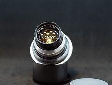 MINT KMZ CINE 2/50mm RO3-3M,Konvas S/N:725816 Lense EXC Conditions,new in box