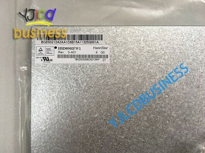 NEW HSD062IDW1-A00 800*480 6.2-inch for HannStar LCD Display Panel 90 days warra