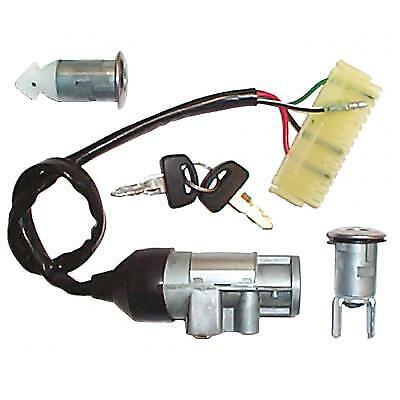 Set, kit, antivol, clés compatible avec PEUGEOT ST Rapido (t.m.) 50 1985-1993