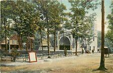 New Jersey, NJ, Pitman, Summit Park in the Grove 1908 Postcard