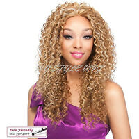 It's A Wig Human Blended Lace Front Wig - Hh Lace Peruvian Jerry