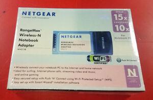 NETGEAR RANGEMAX WN511B DRIVER FOR WINDOWS DOWNLOAD