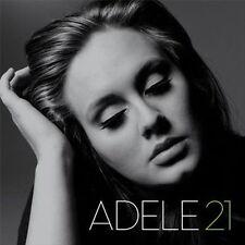 21 by Adele (Vinyl, Jan-2011, XL)