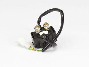 magnetschalter starter relais f r china roller gy6 jonway. Black Bedroom Furniture Sets. Home Design Ideas