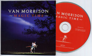 VAN-MORRISON-Magic-Time-2005-UK-12-trk-promo-CD-MINT-UNPLAYED
