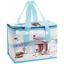 Per-Bambini-Pranzo-Borse-Borsa-termica-Cool-PicNic-Borse-Scuola-Lunchbox-Borsa miniatura 13