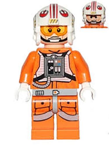 NEW LEGO LUKE SKYWALKER FROM SET 75049 STAR WARS EPISODE 4//5//6 SW0569