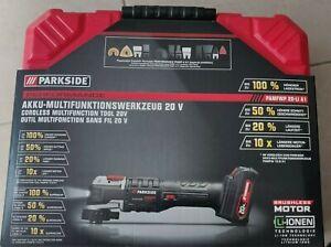 PARKSIDE® PERFORMANCE Outil multifonction sans fil PAMFW 20-Li A1, 20V