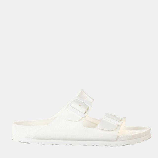 Birkenstock Arizona Eva White 129443 Ladies Sandals Various Sizes 39 EU